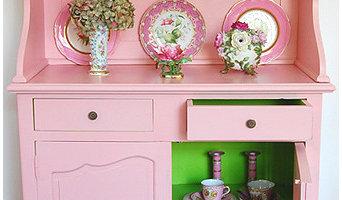 The Pink Dresser