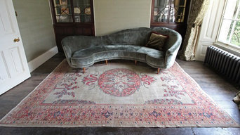 Carpets and rugs sold in-situ