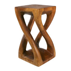 strata furniture vine twist table 14x23 side tables and end tables