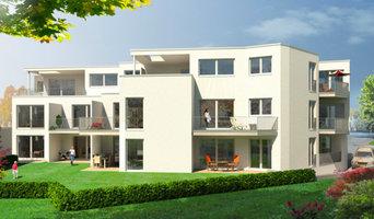 Visualisierung Mehrfamilienhaus Detmold