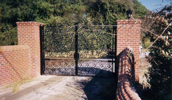 Estate gates