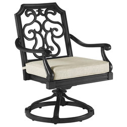 Mediterranean Outdoor Dining Chairs by A.R.T. Home Furnishings