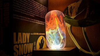 E.P.LIGHT  Collection - Smoked Bulb