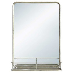 Industrial Bathroom Mirrors by First of a Kind USA Inc