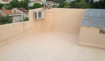 Etanchéité d'un toit terrasse (APRES)