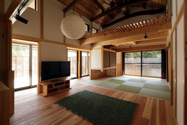 和室・和風  by 濱田昌範建築設計事務所