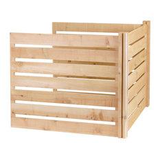 Greenes - Greenes Cedar Wood Composter Add On Kit - Compost Bins