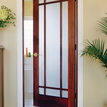 Interior door trim an ideabook by mary msgrv for Modern interior doors los angeles