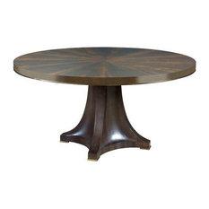 American Drew AD Modern Organics Camby Round Dining Table