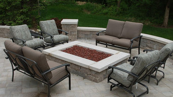 Natural Gas Fire Pits