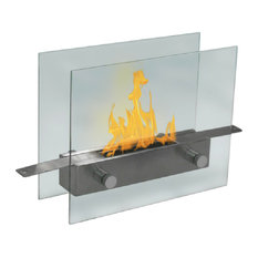 Anywhere Fireplace - Metropolitan Table Top Fireplace - Tabletop Fireplaces