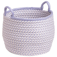 "Mistique Basket - Purple 18""x18""x17"""