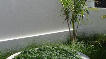 Concrete Cube Planters