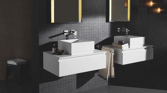 Eurocube Square Design Bathroom
