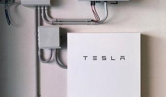 Interni dell'impianto fotovoltaico