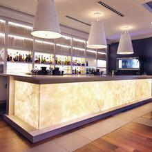 Backlit Bar Ideas