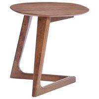 Modrest Jett Modern Walnut End Table