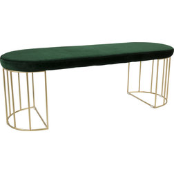 Contemporary Dining Benches by GwG Outlet