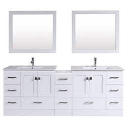 Fresh Bathroom Vanities And Sink Consoles by Pacific Collection