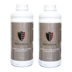 DuChateau Premium Floor Cleaner and Protectant, 1-Liter, Set of 2