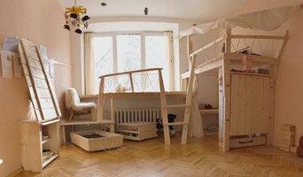 Детская комната, квартира м. Университет
