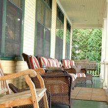 Porches, Patios & Terraces