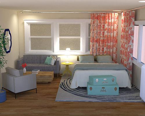 Ideas para dormitorios dise os de dormitorios ecl cticos - Diseno de dormitorios pequenos ...