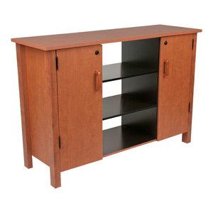 Multi, Media Cabinet Cherry By Venture Horizons Store Sale ...