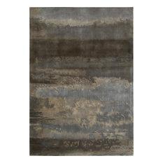 nourison calvin klein ck10 luster wash sw12 area rug slate 8u00273