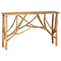 """32"""" Natural Indian Summer Console"""
