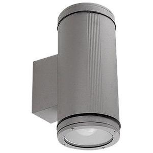 Tramuntana Outdoor Wall Light, Grey