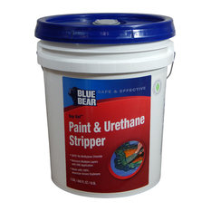 Soy-Gel Professional Paint Stripper, Amber, 5 Gallons