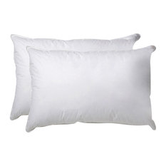 Extra Soft Down Pillow for Stomach Sleepers, Set of 2/Standard