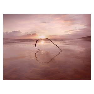 """Love On the Horizon"" Printed Canvas by Ian Winstanley, 80x60 cm"