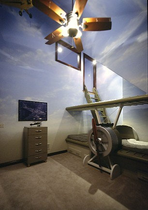 Airplane Bed Ideas Pictures Remodel And Decor