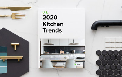 2020 U.S. Houzz Kitchen Trends Study