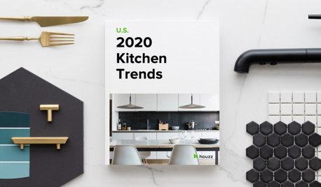 2020 U.S. Houzz Kitchen Trends Study
