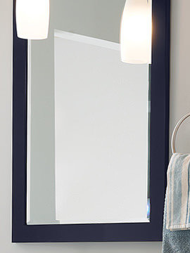 Merillat products for Large flat bathroom mirrors