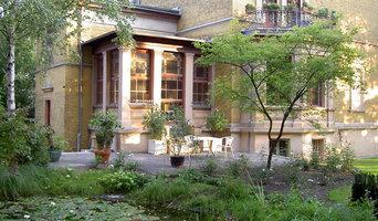 Garten einer Privatvilla