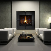 Heat & Glo LUX Series Gas Fireplace