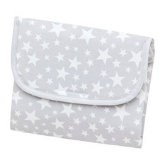 Galaxy Travel Baby Changing Mat, Grey
