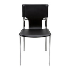 Jade Black Dining Chair by Rustic Home Furnishings