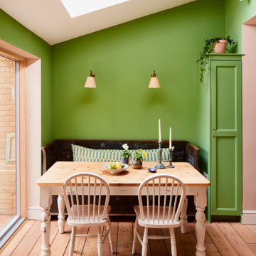 Greenwich Family Home - Full Renovation and Extension