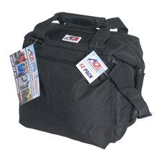 12-Pack Deluxe Cooler, Black