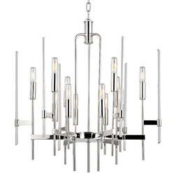 Cool Modern Chandeliers by Hudson Valley Lighting