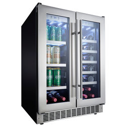 Contemporary Beer And Wine Refrigerators by Almo Fulfillment Services