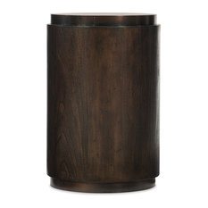 Crafted Drum Table