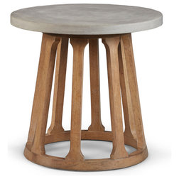 Industrial Side Tables And End Tables by A.R.T. Home Furnishings