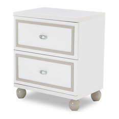 Sky Tower Nightstand Cloud White