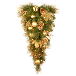 Rustic Wreaths And Garlands by National Tree Company